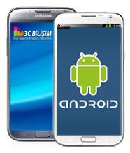 Android Uygulaması Yapanlar